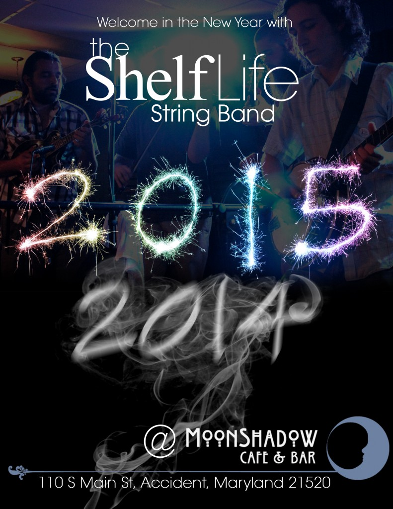 SLSB at Moonshadow Cafe for New Years Eve